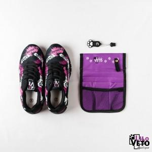 Pack Pochette Violette/USB...