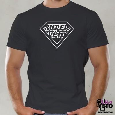T-SHIRT SUPER VETO HOMME