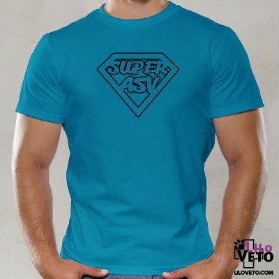 T-SHIRT SUPER ASV HOMME